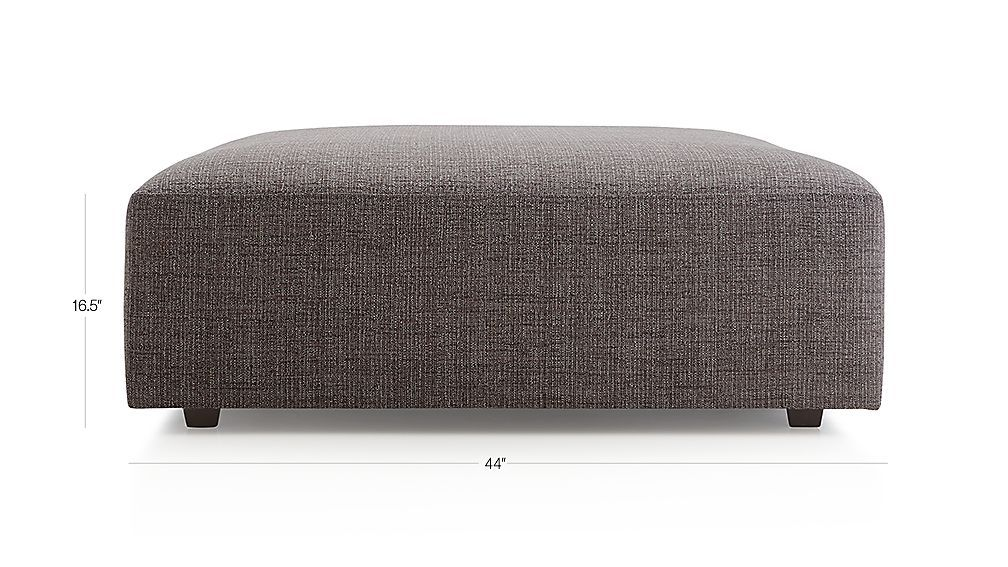 Prime Syd 44 Square Cocktail Ottoman Reviews Crate And Barrel Pabps2019 Chair Design Images Pabps2019Com