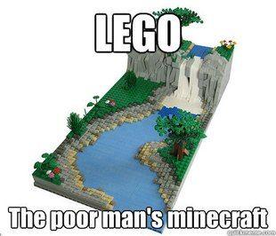 Haha Minecraft 3 Lego Memes Funny Mom Memes Funny Baby Memes