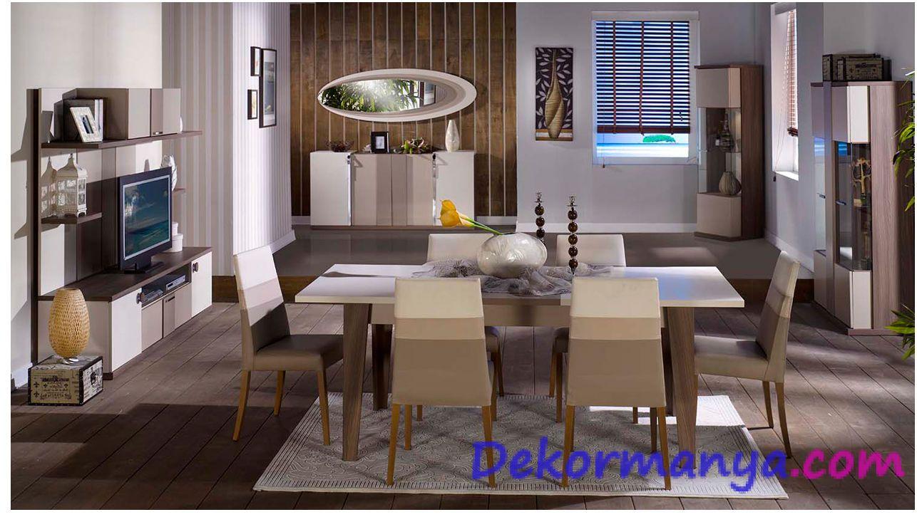Avangard modern salon tak mlar 2016 yemek odas modelleri - Torino Modern Yemek Odasi Takimi 2014 Yemek Odasi Modelleri 2016 Istikbal Yemek Odas Tak M