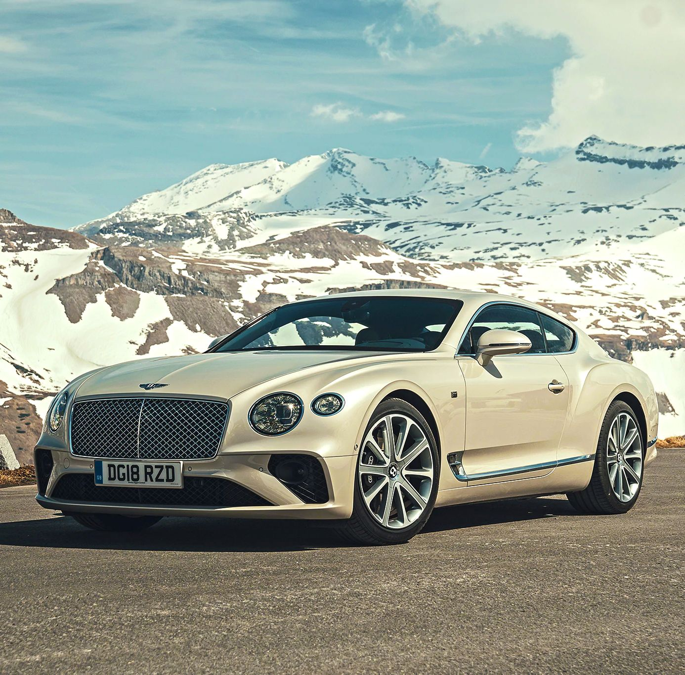 2019 Bentley Continental GT - The MAN