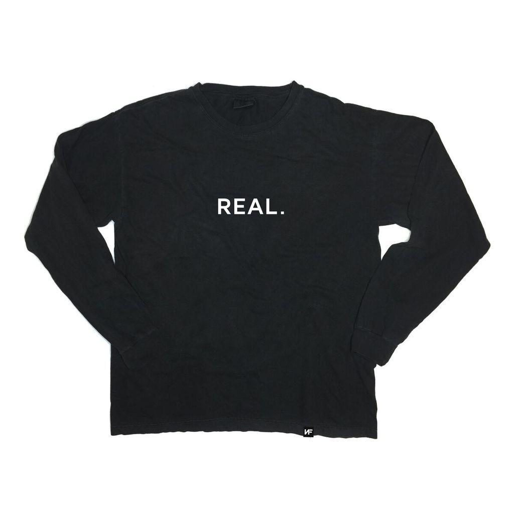 Real Long Sleeve Shirt Long Sleeve Shirts Vinyl Shirts Shirts