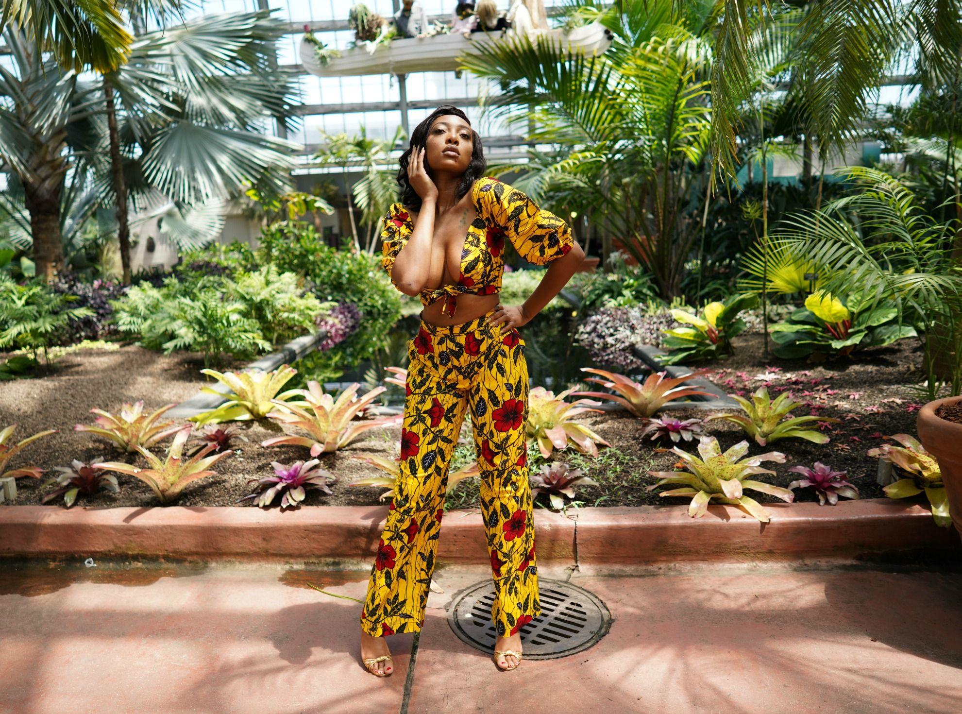 LUNCH Pant Set African fashion, Fashion, Maxi dress
