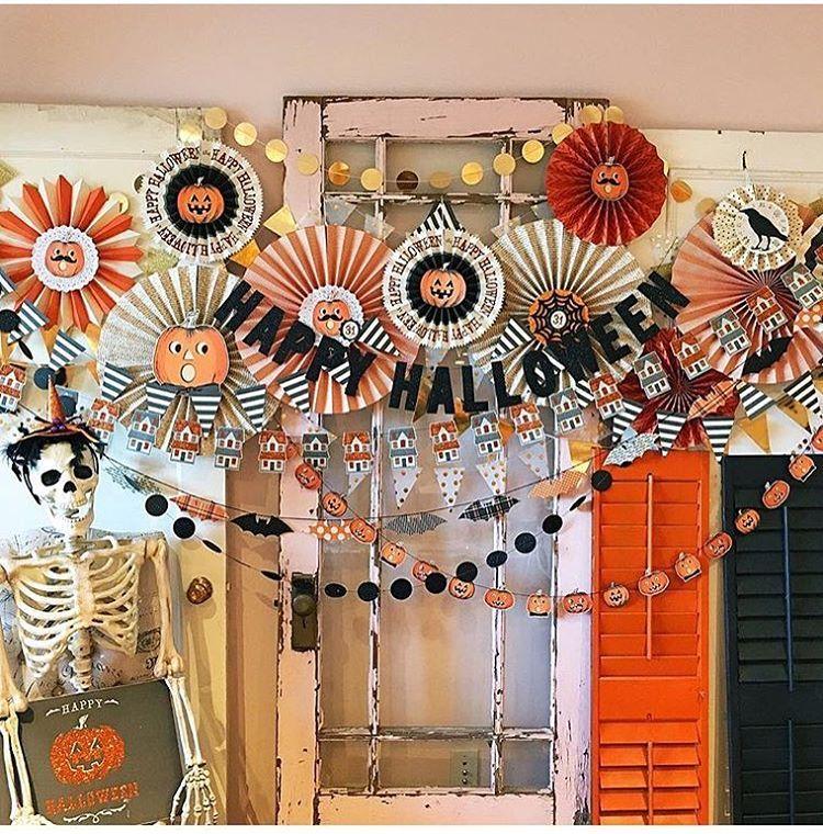 86 Likes, 10 Comments - Crystal Farish (@iamcrystalfarish) on - vintage halloween decorating ideas