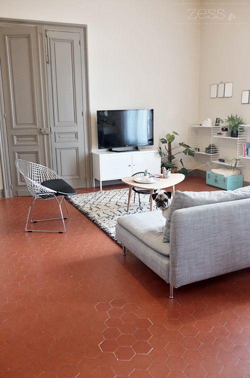 la diamond chair concours 1 fauteuil pour vous lifestyle deco pinterest tomette rouge. Black Bedroom Furniture Sets. Home Design Ideas