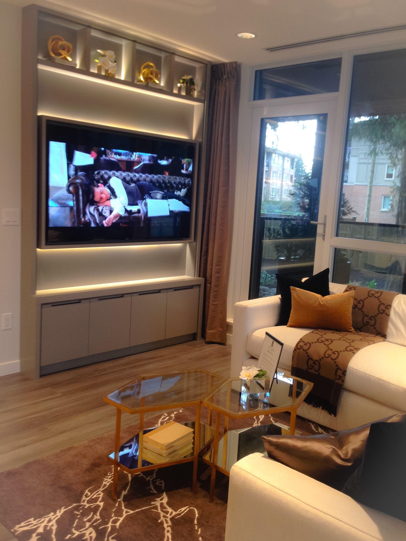 Living room strip