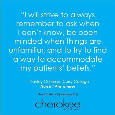 things about nurses we're loving on Pinterest this week This is something EVERY nurse should strive forThis is something EVERY nurse should strive for