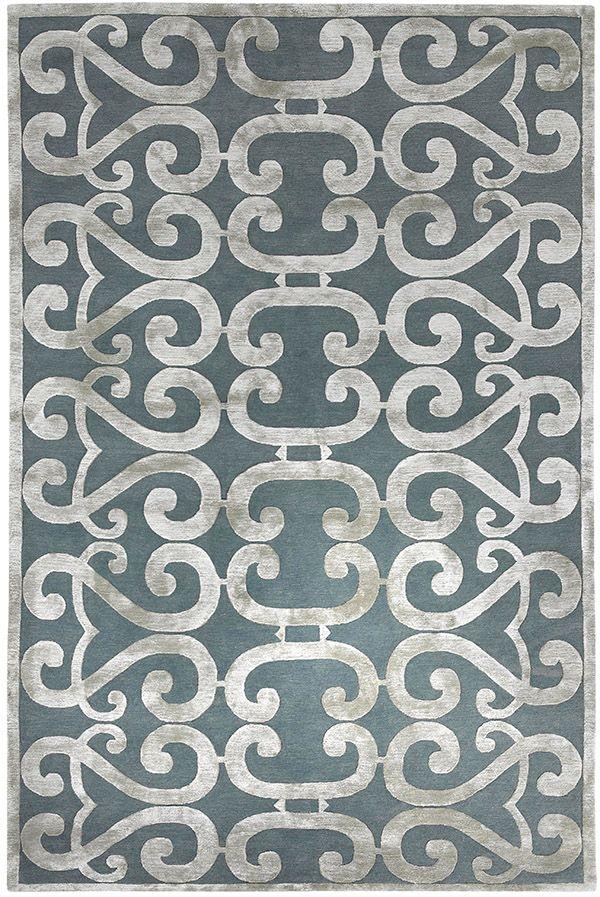 Fretwork by emily todhunter for the rug company rugs alfombras contempor neas alfombras - Alfombras contemporaneas ...