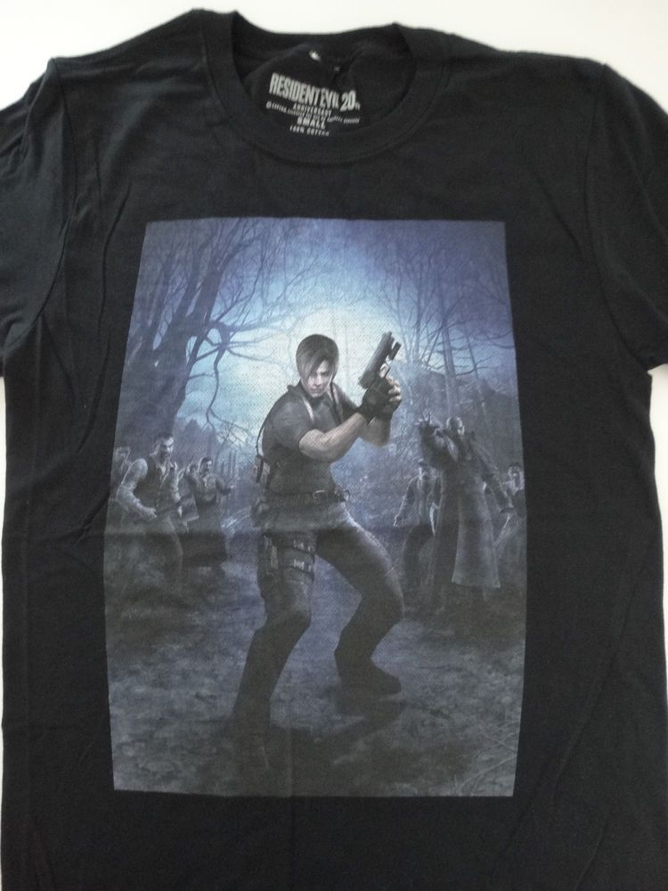 Resident Evil Capcom Video Game Just Saw It Adult T Shirt