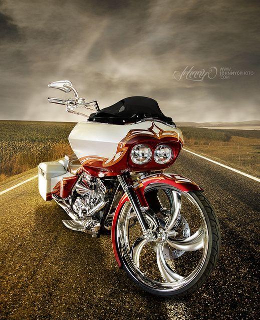 Custom Paint Jobs On Motorcycles