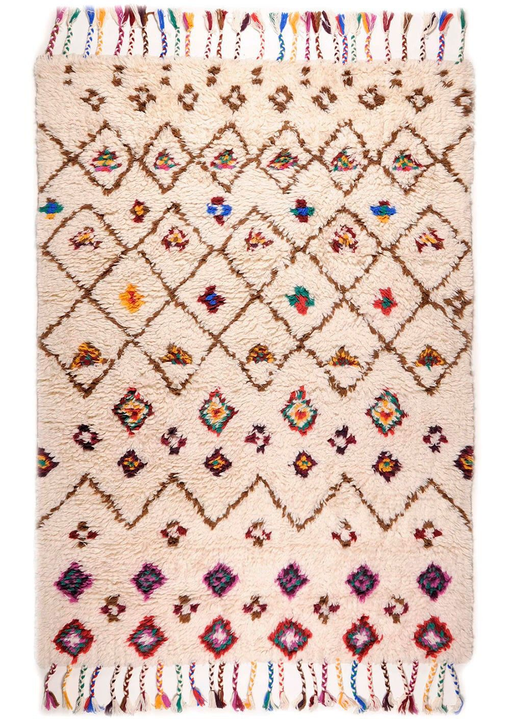 moderner berberteppich nomadic design | onloom teppiche