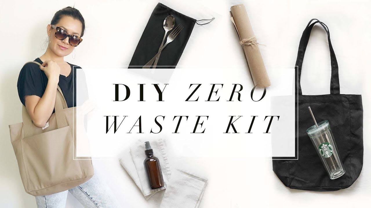Minimalist Life Diy Zero Waste Kit Ann Le Youtube