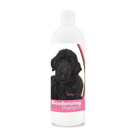 Healthy Breeds Portuguese Water Dog Deodorizing Shampoo 16 oz #1: b9e5a e8293e51f5d3