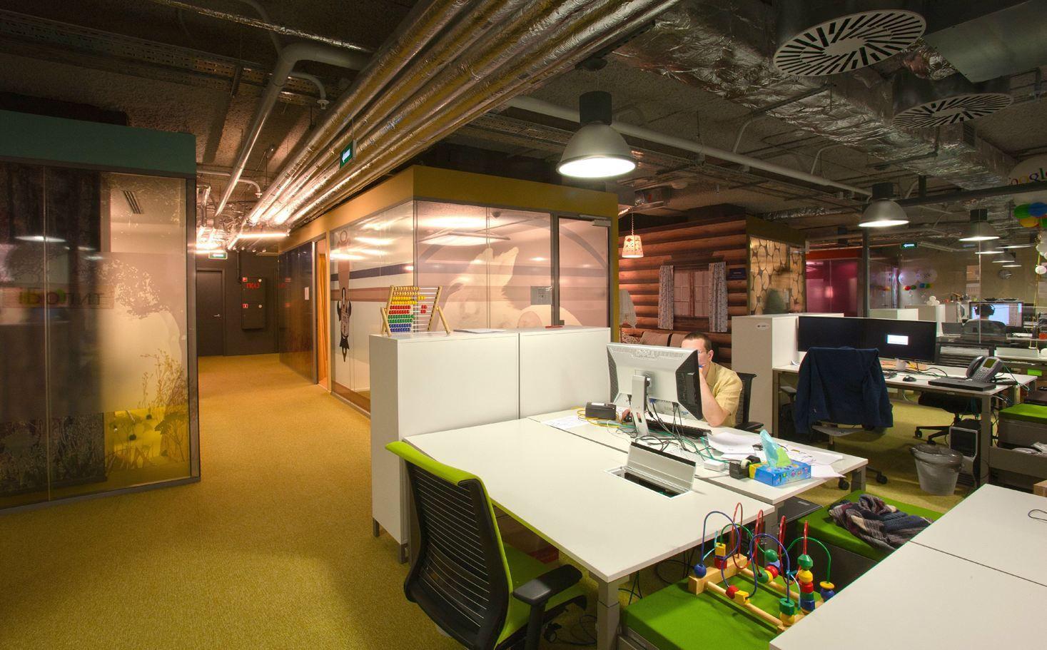 google office moscow. Google Office Moscow - Picture Gallery O