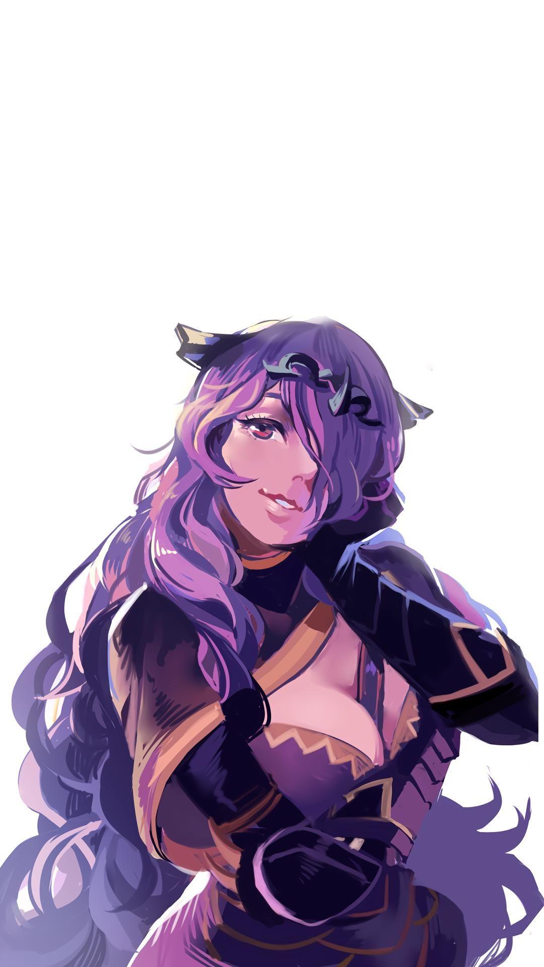 Camilla - Fire Emblem: Fates Mobile Wallpaper [1080x1920 ...
