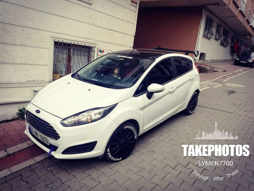 Ford Fiesta St By Aymanhadramot With Images Ford Fiesta St