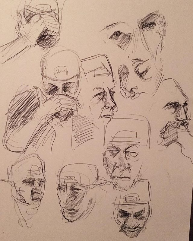 Sketches Of A Drunken And Broken Hearted Man Sketches