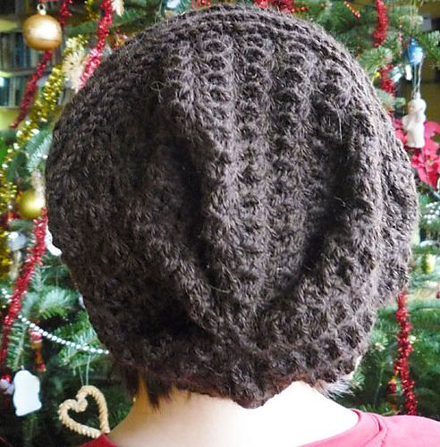 Free Crochet Hat Pattern - English version about halfway down the ...