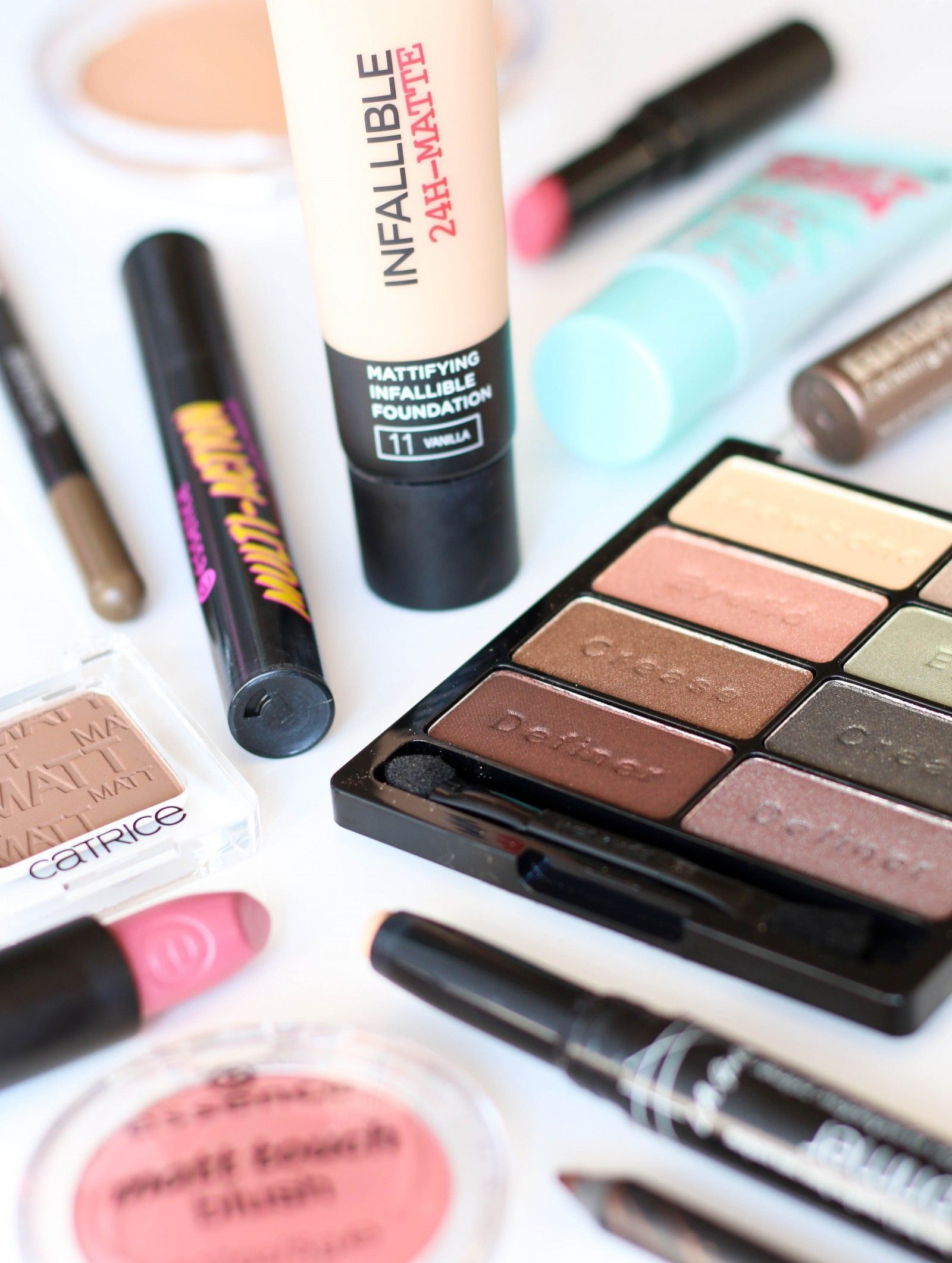 Affordable Drugstore Makeup Starter Kit & Makeup Tips For