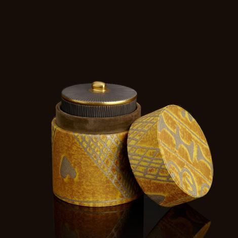 Lobjet fortuny collection fortuny pleats candle ashanti