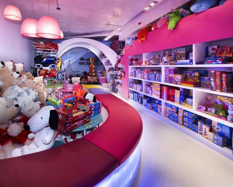 Pilaru0027s Story Toyshop Design By Elia Felices   Architecture U0026 Interior  Design Ideas And Online Archives Nice Look