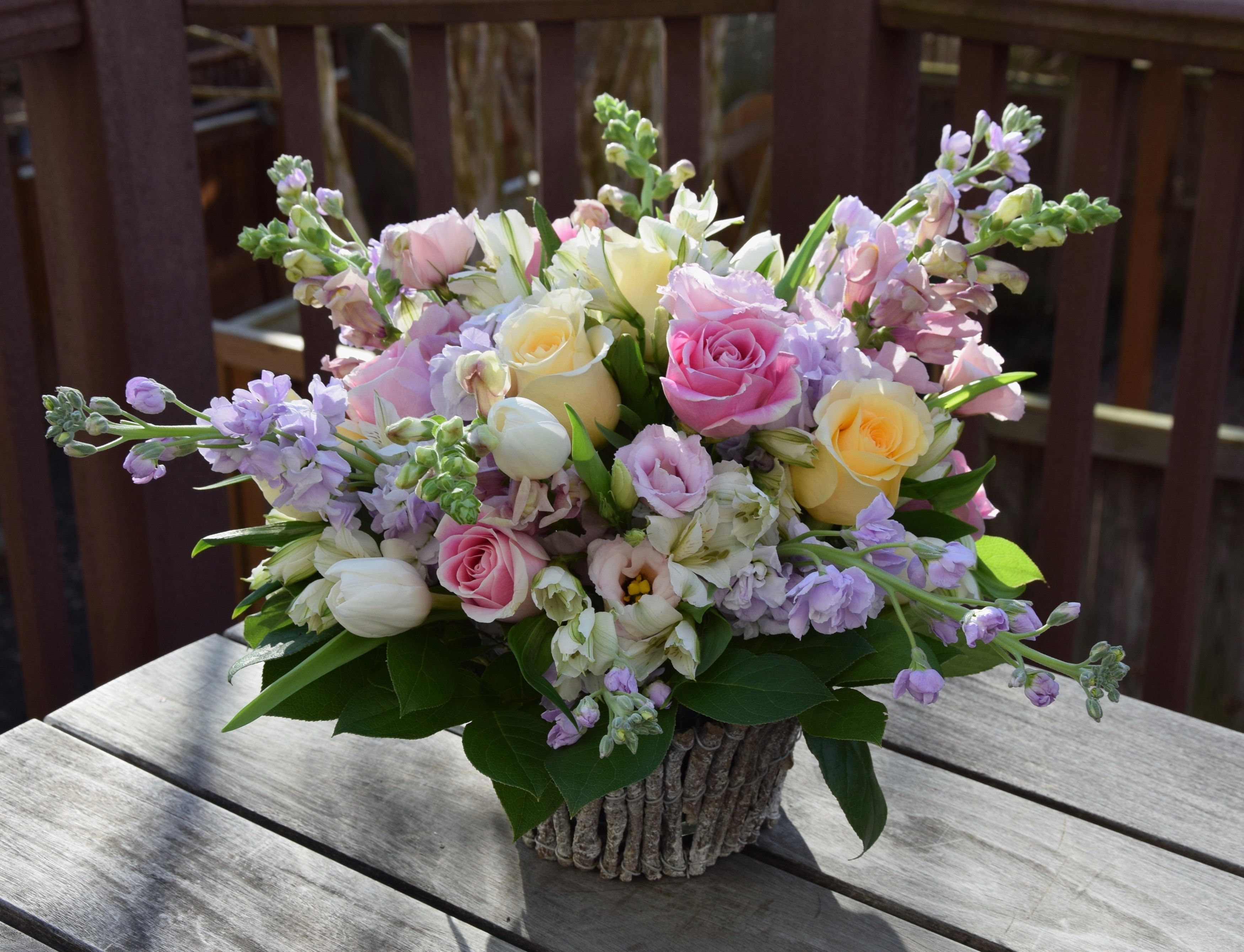 28+ Fresh flower table centrepieces trends