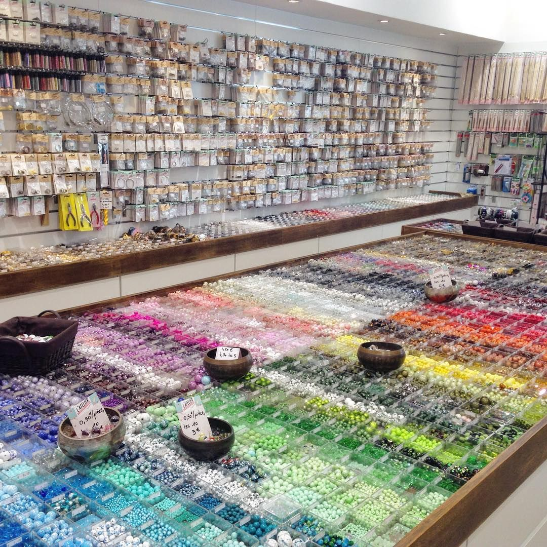 coin perles dans la boutique de boulogne billancourt situ e au 103 bd jean jaur s atelier de. Black Bedroom Furniture Sets. Home Design Ideas