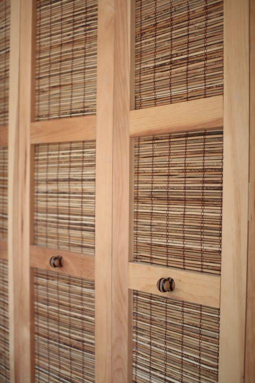 Portes Pliantes De Garde Robe Porte Pliante Store Bambou Exterieur Store Bambou