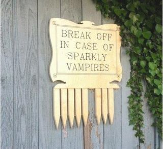 Only for sparkly vampires. The others may remain.