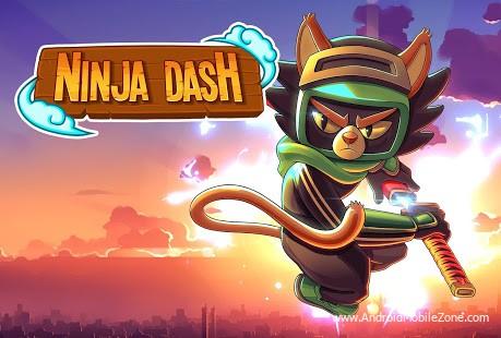 Click on download button below to download Ninja Dash Hack