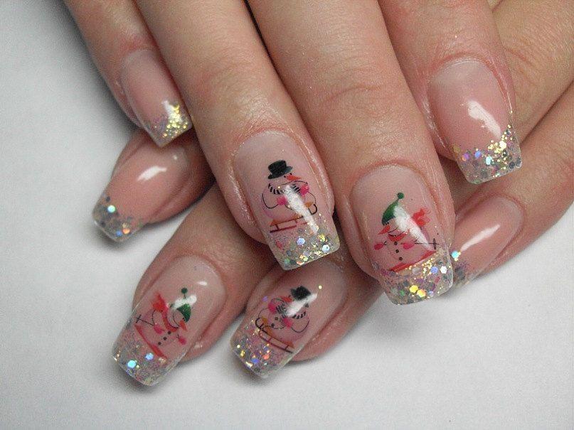Snowman, Immediates, #Christmas, Nail Strips, #NailWraps ...