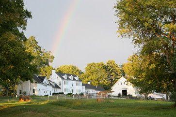 Highland Farm, York Maine traditional