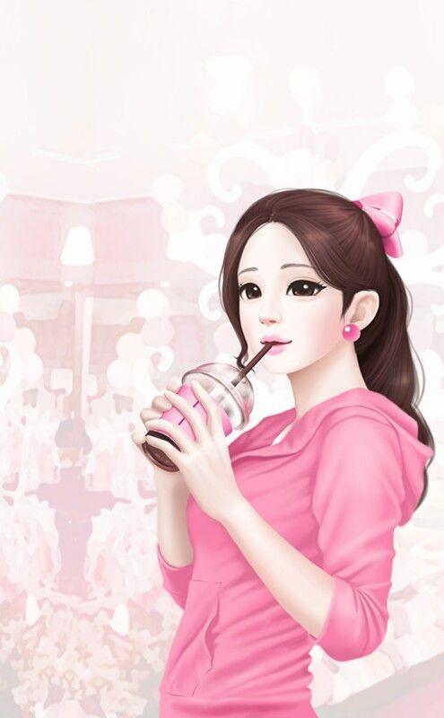 Cute anime jennie enakei jennie enakei pinterest - Girly girl anime ...
