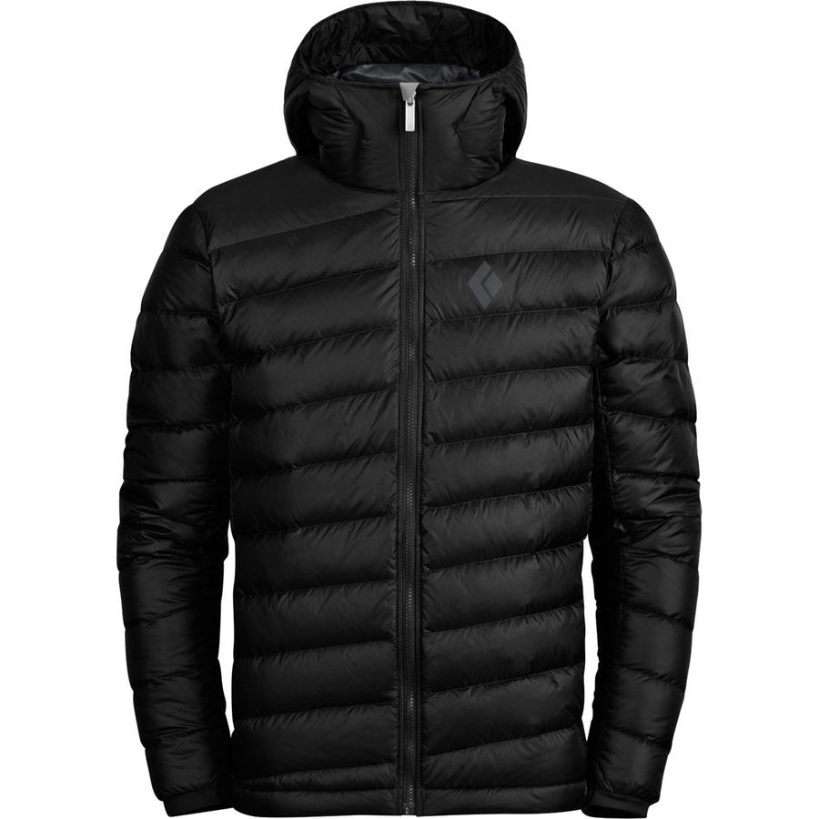 Moncler winter Lite Powder Hooded Jacket (mu black) Manchester United Columbia
