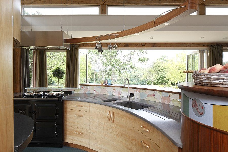 Best Ingenious Hand Crafted Kitchens From Johnny Grey Offer 400 x 300