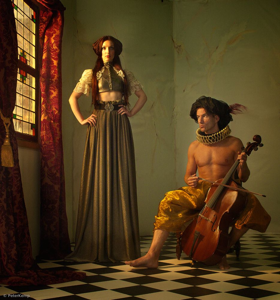 1X - sound of silence by Peter Kemp