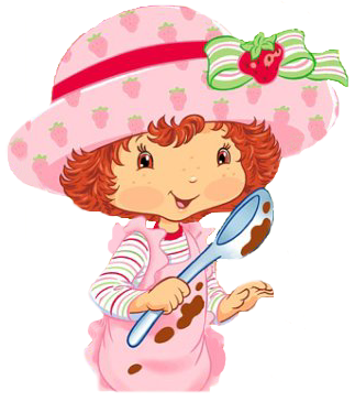 Cartoon Characters Strawberry Shortcake Strawberry Shortcake