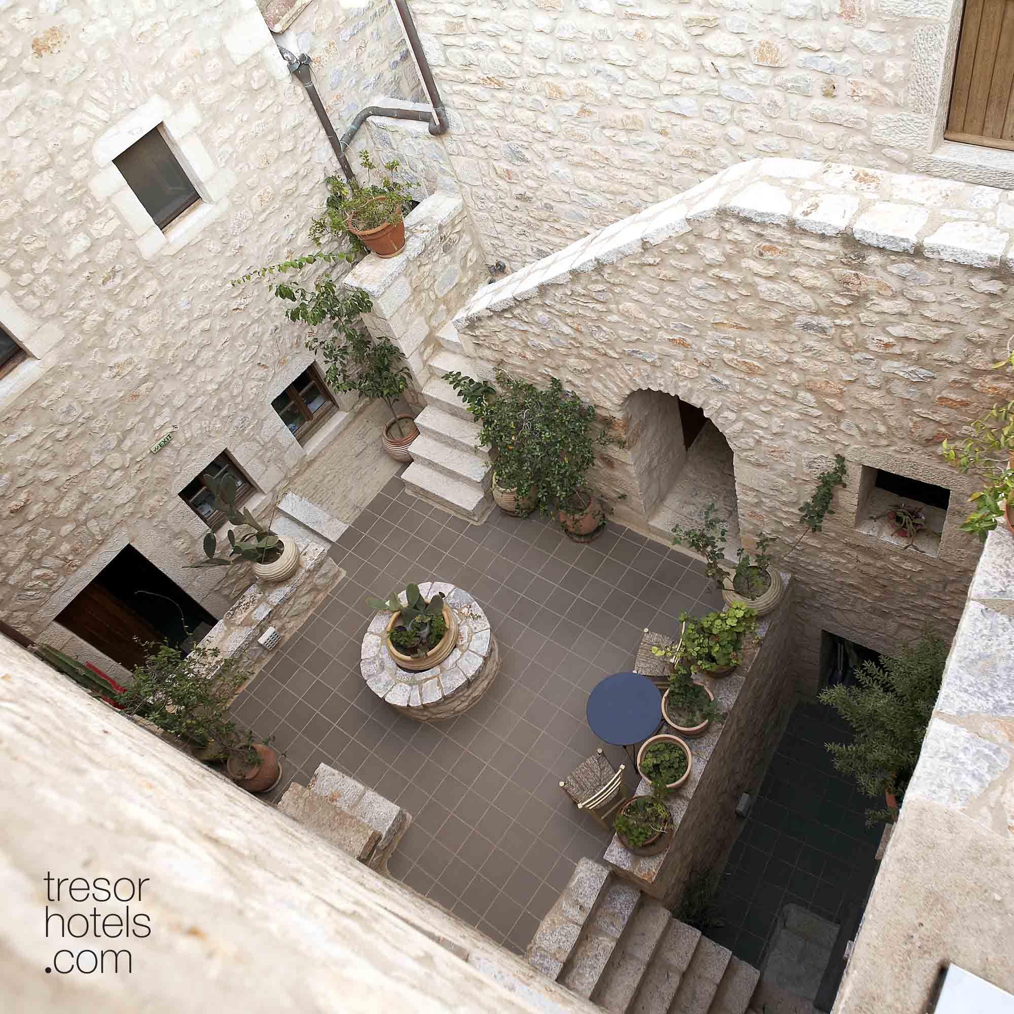 Kyrimai Boutique Hotel Gerolimenas Manis Peloponnese Greece