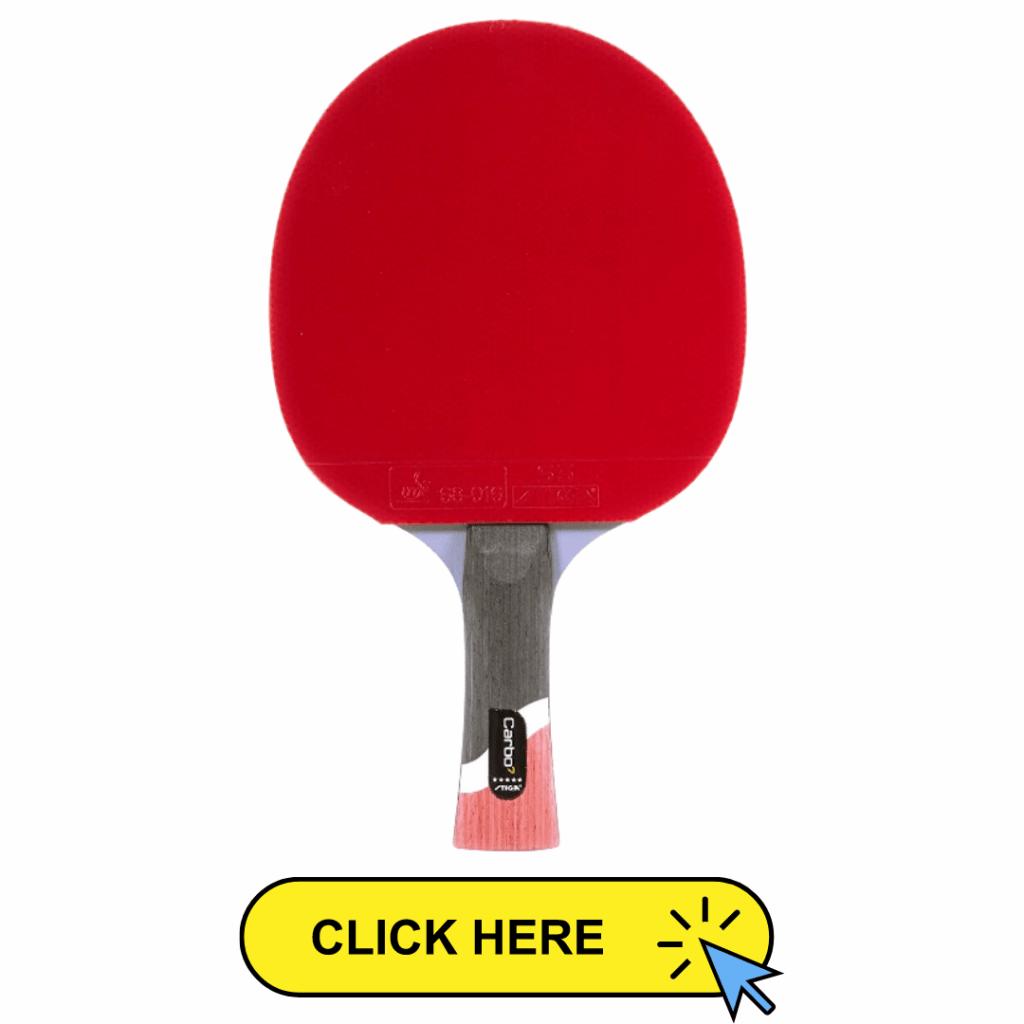 Stiga Pro Carbon Ping Pong Paddles Ping Pong Table Tennis Equipment