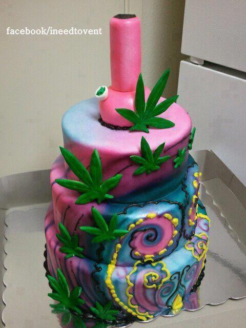 bong cake | cakes | pinterest