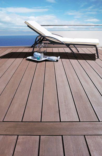 Terrasse Bois Sol En Bois Et Bois Composite Deck Pisos
