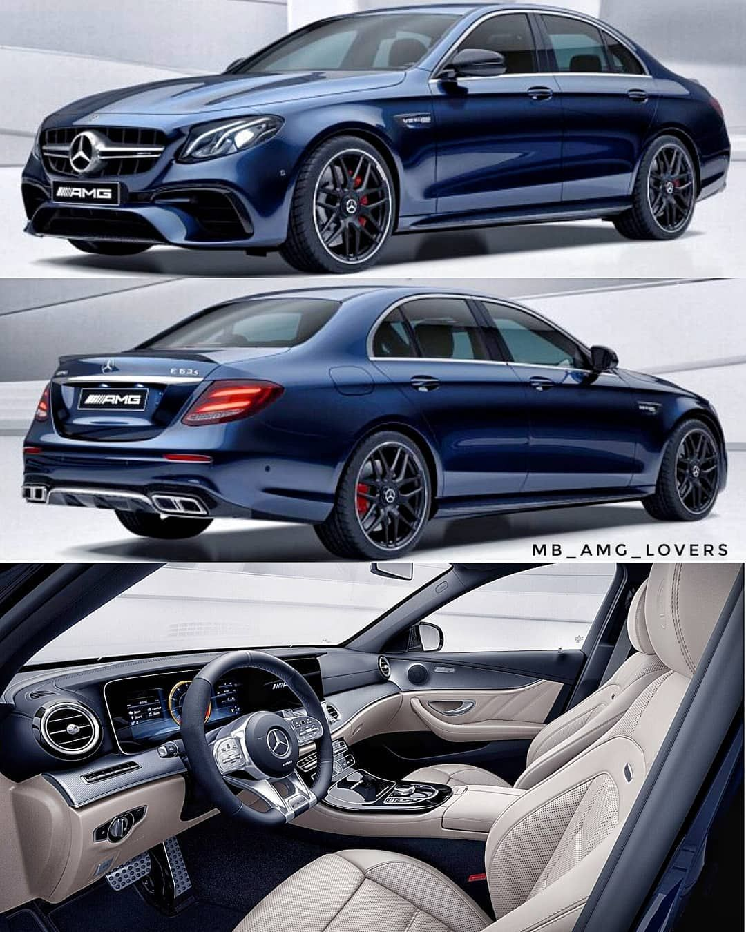Simply The Best Perfect Exterior Interior Of Amg E63s