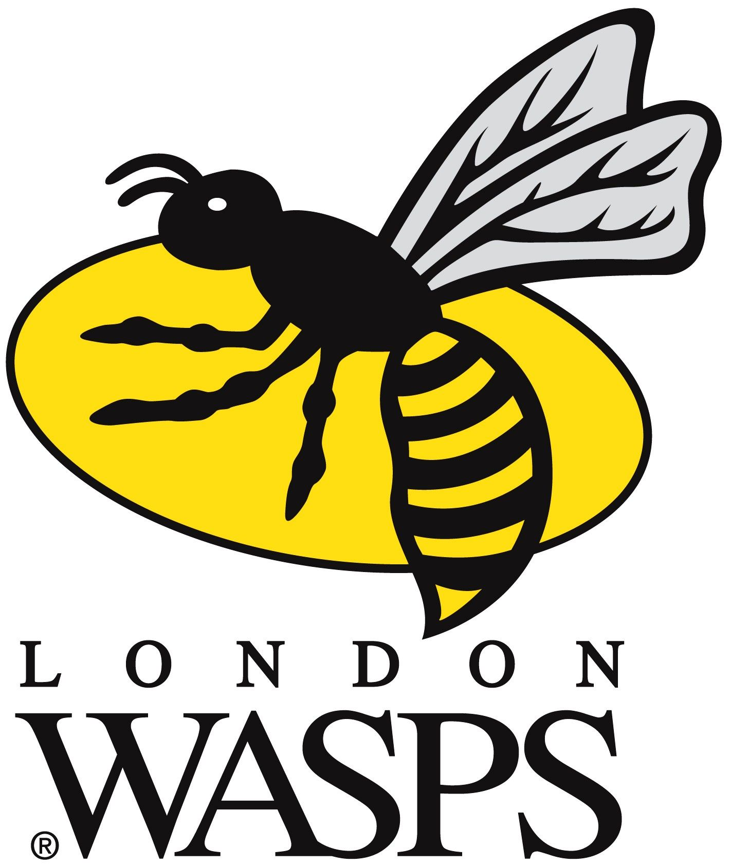 Watch A Bit Of Rugby Union Rugby Logo Wasps Rugby Wasp
