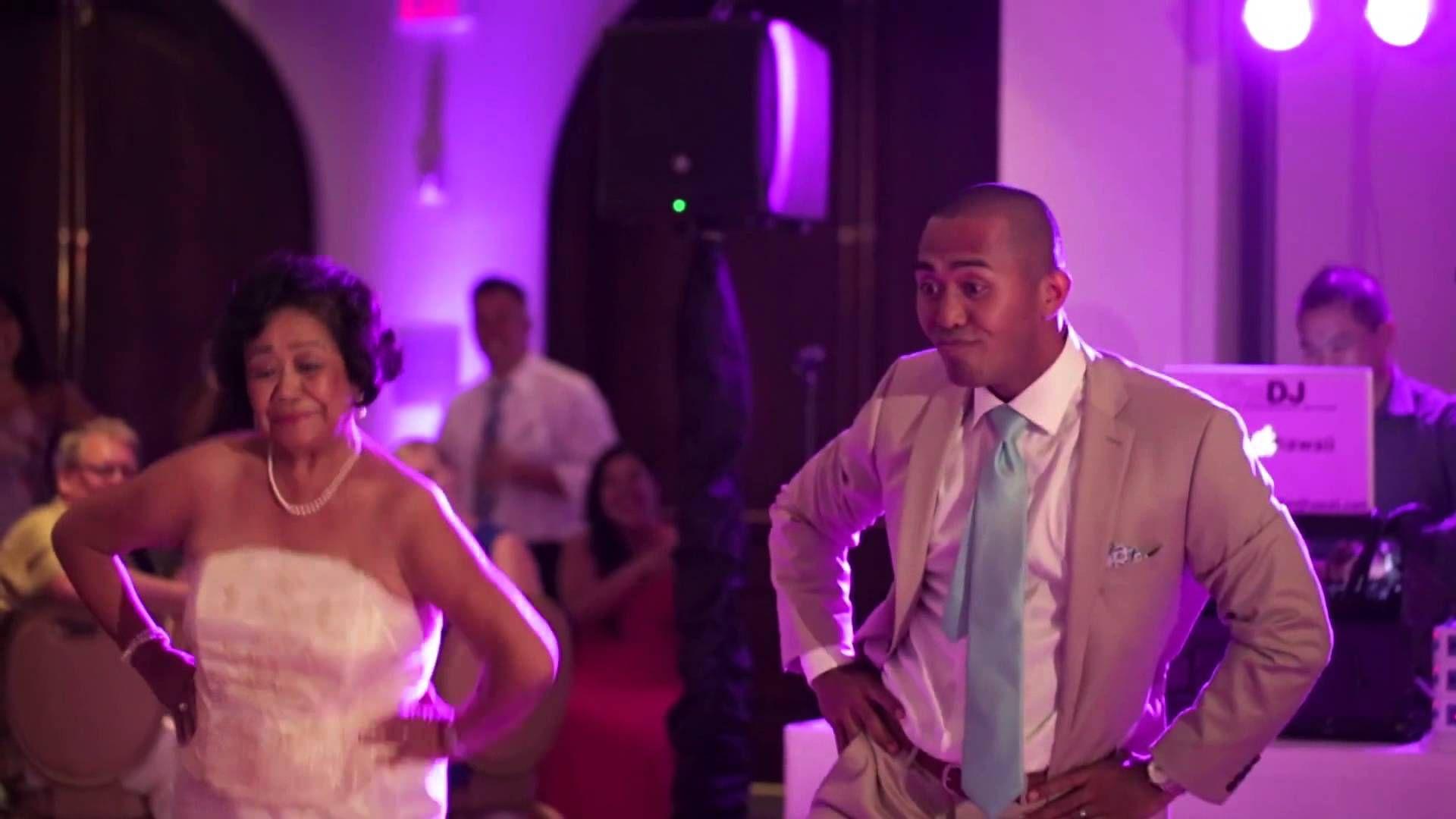 Super Epic Mother Son Wedding Dance!! | AWWWW  *WEDDINGS* | Mother