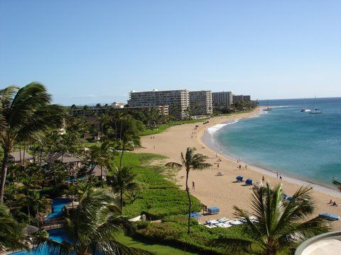 Walk To Kaanapali Beach Lots Of Sand And Activities Www Maui