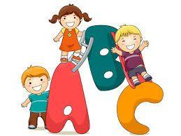 dibujos de niños jugando en el jardin - Buscar con Google | clips ...