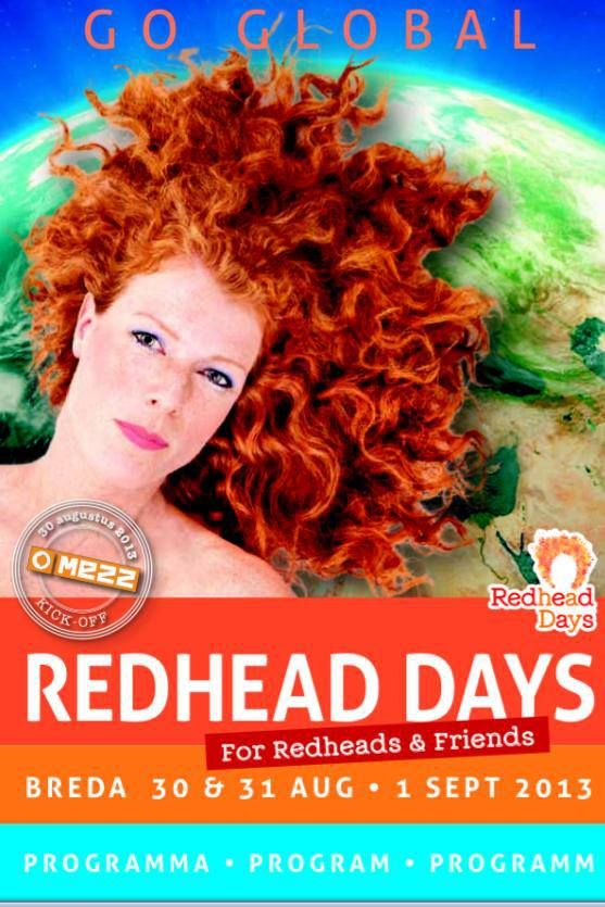 Kick the redhead day