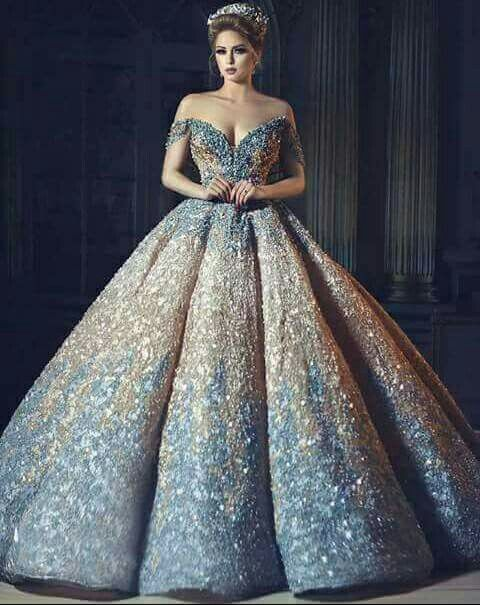 Wow. Cinderella watch out. Gorgeous | Gorgeous Gowns | Pinterest ...