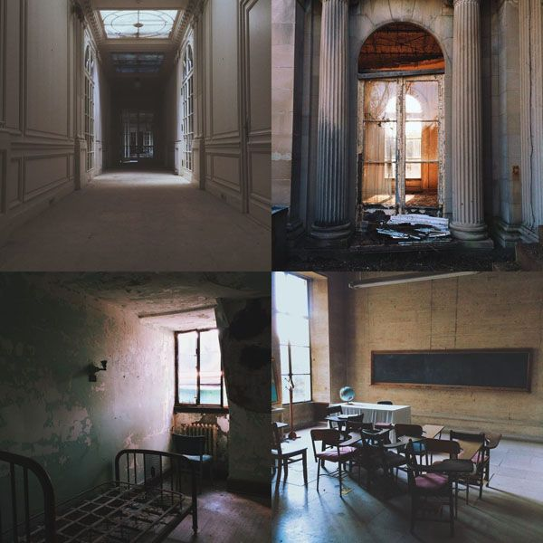 Lynnwood Hall, Grand Homes, Spanish Mansion