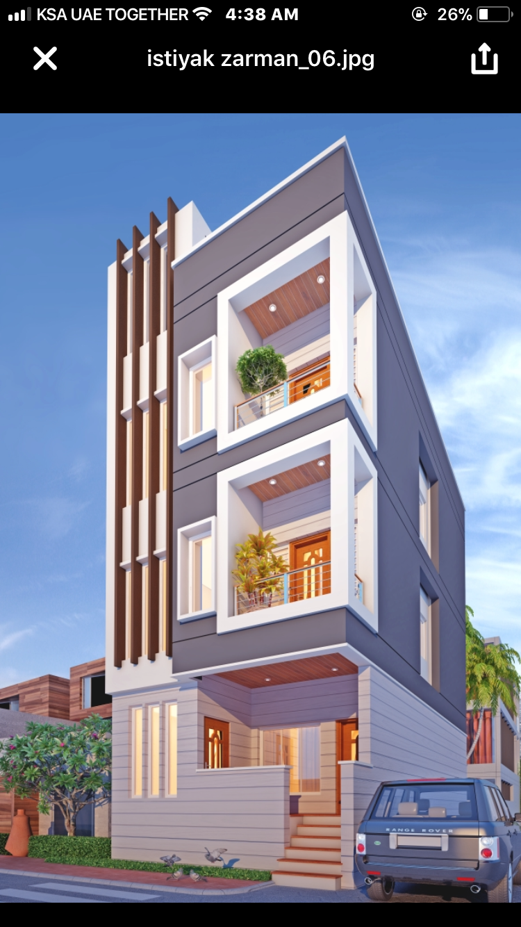 Pin by Istiyak Jarman on House design india | Small house ...