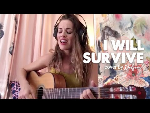 I Will Survive Gloria Gaynor Acoustic Cover Youtube Acoustic Covers Gloria Cover